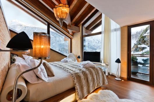 zermatt-17 guest bedroom