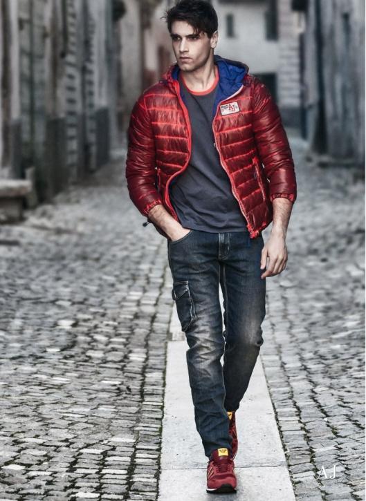 Armani Jeans 2014-15 Fall-Winter 002